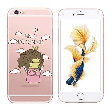 söpö vauva tyyli pehmeä TPU puhelin iPhone 6 / 6s / 6 plus / 6s plus (eri värejä)