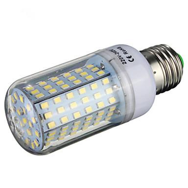 ywxlight e14 / e26 / e27 / b22 20 w 126 smd 2835 1850 lm blanc chaud / blanc froid led ampoules de maïs ac 220-240 v