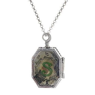 Anhängerketten / Anhänger - Europäisch Silber Modische Halsketten Schmuck Für Hochzeit, Party, Alltag