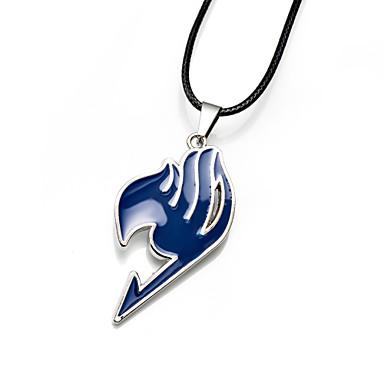 Schmuck Inspiriert von Fairy Tail Cosplay Anime Cosplay Accessoires Halsketten Aleación Herrn Damen neu heiß