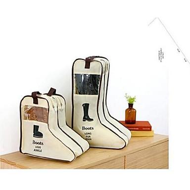 Aufbewahrungsbeutel / Schuhbeutel Plastik / Gewebe mitFeature ist Vakuum-Taschen / Ohne Verschluss / Für Reisen , Für Schuhe