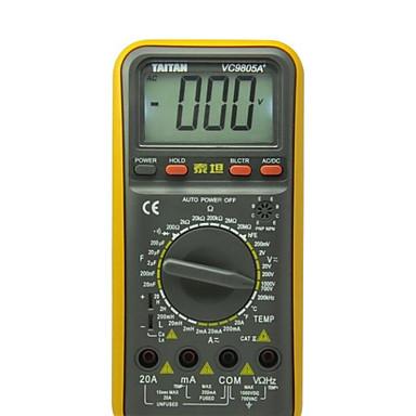 Taitan vc9805a + gelb für professinal Digitalmultimeter
