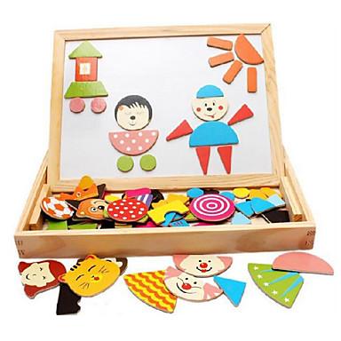 Brinquedos Magnéticos Brinquedo para Desenhar / Lousas Mágicas / Brinquedos Magnéticos Madeira Clássico Magnética / Diversão Crianças Dom