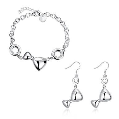 Bijoux Colliers décoratifs / Boucles d'oreille Collier / Boucles d'oreilles Imitation de perle Mariage / Soirée / Quotidien / Décontracté