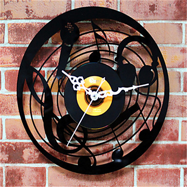 Modern/Zeitgenössisch Anderen Wanduhr,Anderen Acryl Uhr
