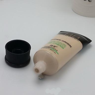 1 Fond de Teint Sec Liquide Gloss translucide Couverture Tonalité Inégale de la Peau Respirable Visage Naturel Chine
