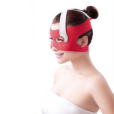 Ganzkörper Gesicht Massagegerät Manuell Shiatsu Schönheit Machen Gesicht dünner Verstellbare Dynamik Stoff Acryl Baumwolle