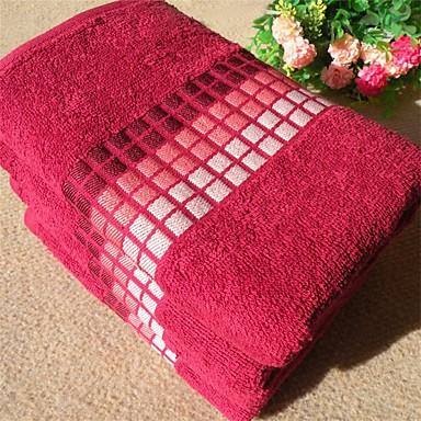 Waschtuchgefärbter Garn Gute Qualität 100% Baumwolle Handtuch