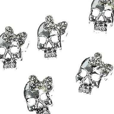 10 Kynsien korut Muut koristeet Fruit Bloem Abstract Klassiek Cartoon Schattig Bruiloft Punk Dagelijks Fruit Bloem Abstract Klassiek