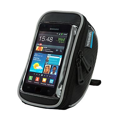 ROSWHEEL® Fahrradtasche 1LFahrradlenkertasche Wasserdichter Verschluß / Feuchtigkeitsundurchlässig / Stoßfest / tragbar Tasche für das Rad