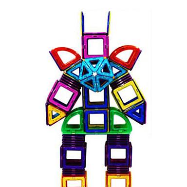magnetiske blokker, montere magnet magnetisk pedagogiske leker for barn-259 stykker