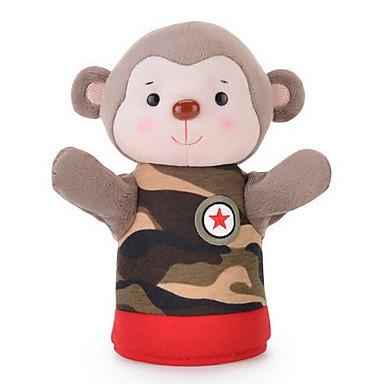 metoo microphone lapin sunpoo singe marionnette jouet poupée jouets créatifs paternité camouflage trésor