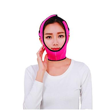 Body collant Visage Masajeador Manuel Shiatsu Beauté Faire face à plus mince Vitesses Réglables Acrylique Tissu Coton