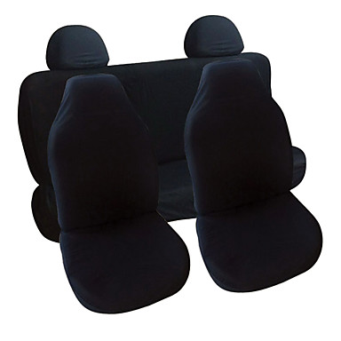 ajustement universel pour la voiture, camion, suv, ou housse de siège de voiture van polyester ensemble complet ensemble de couverture