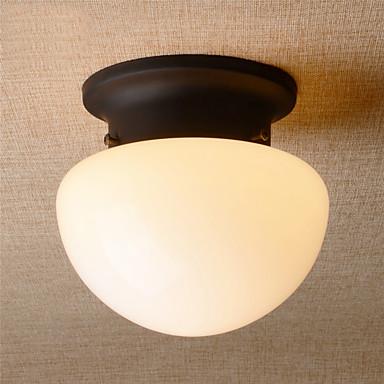 CXYlight Montage du flux Lumière d'ambiance - Style mini, LED, 110-120V / 220-240V Ampoule non incluse / 5-10㎡ / E26 / E27