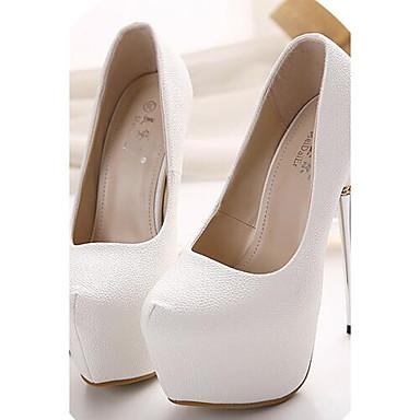 Habillé Aiguille Printemps Automne 05023985 Chaussures Soirée Mariage Femme Blanc Eté Evénement Soirée Noir Synthétique amp; Evénement amp; Talon WxnTqOFYO