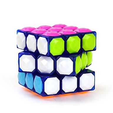 Zauberwürfel YONG JUN 3*3*3 Glatte Geschwindigkeits-Würfel Magische Würfel Puzzle-Würfel Profi Level Geschwindigkeit Geschenk Klassisch &
