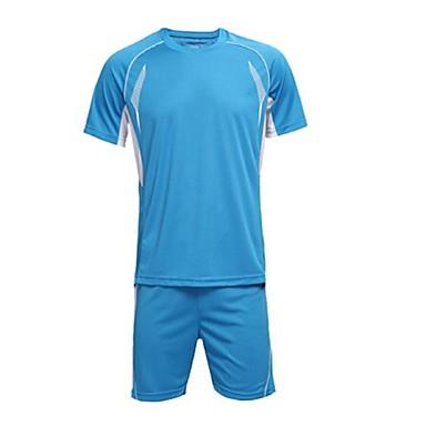 Homme Football Ensemble de Vêtements/Tenus Respirable Séchage rapide Printemps Eté Automne Hiver TérylèneExercice & Fitness Sport de