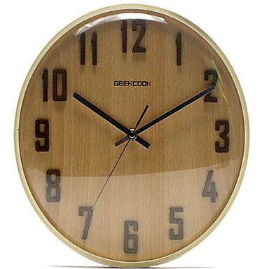 Moderno/Contemporâneo Outros Relógio de parede,Outros Relógio