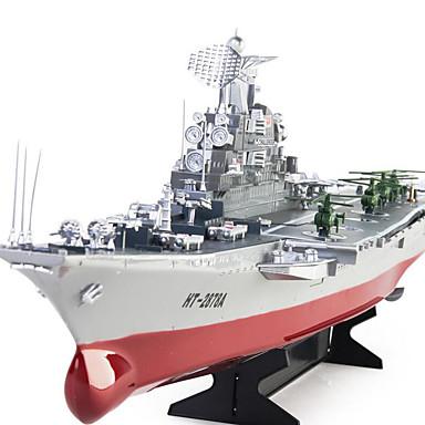 Barco de radiocontrol  HT-2878A 2ch Canales KM / H