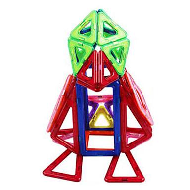 blocos magnéticos, montar os brinquedos educativos magnéticos ímã para peças infantis-209