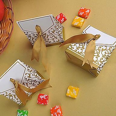 פירמידה נייר כרטיסים מחזיק לטובת עם קופסאות קישוט תיקי קישוט קופסאות מתנה שקיות לעוגיות