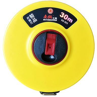 n&s® ABS-Material 30 m das Volumen der Arbeitsfaser metrische Maßband