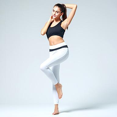 Yoga-Hose Strumpfhosen / Lange Radhose / Unten Atmungsaktiv Normal Dehnbar Sportbekleidung Damen CONNY Yoga / Pilates / Übung & Fitness