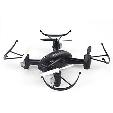 RC Drone FQ777 FQ10A 4CH 6 Eixos 2.4G Com Câmera HD 720P Quadcópero com CR FPV / Retorno Com 1 Botão / Modo Espelho Inteligente Controle