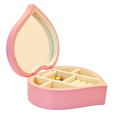 Holz rosa kreative romantische Musik-Box für Geschenk