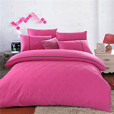 Neuartig Baumwolle 4 Stück Bettbezug-Sets
