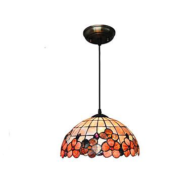 Pendelleuchten ,  Tiffany Andere Eigenschaft for Ministil MetallWohnzimmer Schlafzimmer Esszimmer Küche Studierzimmer/Büro Eingangsraum