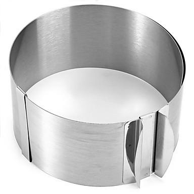 Bageværktøj Rustfrit Stål Høj kvalitet Kage Bagværk & Bagværk Værktøj