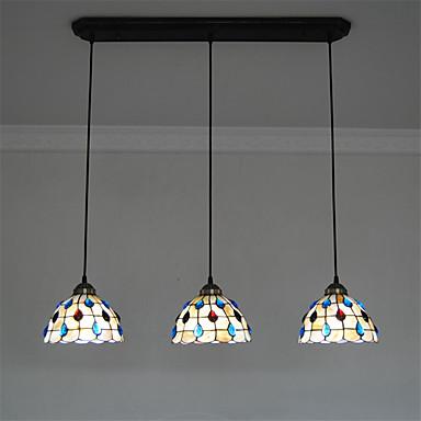 3-Licht Pendelleuchten Moonlight - Ministil, 110-120V / 220-240V Glühbirne nicht inklusive / 15-20㎡ / E26 / E27