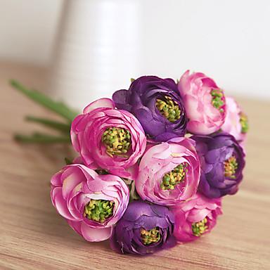 Seide / Kunststoff Camellia Künstliche Blumen