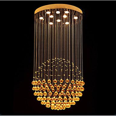 מודרני / עכשווי מנורות תלויות עבור סלון חדר שינה מטבח חדר אוכל משרד כניסה חדר משחק מסדרון חניה AC 100-240V נורה כלולה