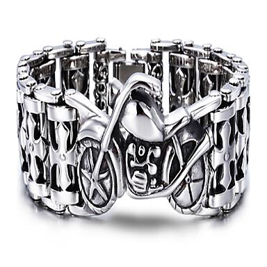 kalen®bracelet Kettenarmband geometrische Partei / täglich / casual Schmuck Geschenk Silber, 1pc