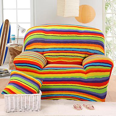 מודרני כיסוי ספה, למתוח פס דפוס כיסויים