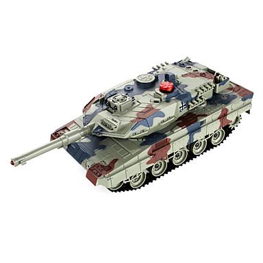נגד טנקים הורה-ילד נגד מודל טנק צעצוע הילד מצעד הצריח בשלט רחוק אינפרא אדום 4