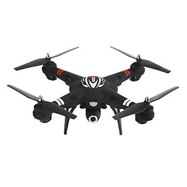 RC Drone WL Toys Q303-A 4 Kanaler 6 Akse 2.4G Med 720 P HD-kamera Fjernstyrt quadkopter En Tast For Retur Auto-Takeoff Hodeløs Modus