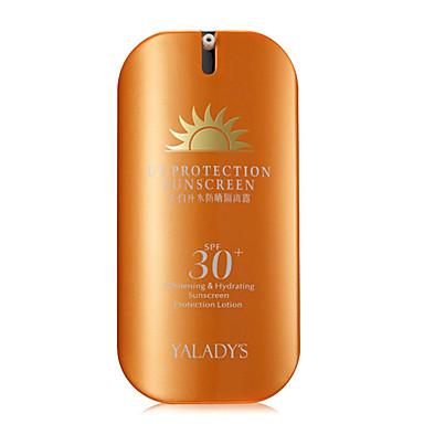 Sonnenschutz Sonnenschutz Natürlich Atmungsaktiv Sonnenschutz Kombination Trocken Normal Ölig Gesicht Creme Nass