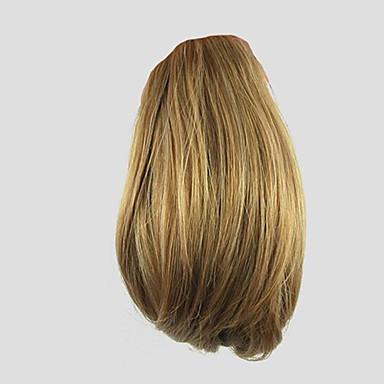 Mit Clip Pferdeschwanz Bärenkralle / Kieferclip Synthetische Haare Haarstück Haar-Verlängerung Locken