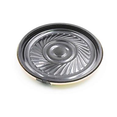8ohm 0.5W 35mm diy högtalare - brons + svart