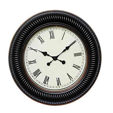 Rund Moderne / Nutidig Wall Clock,Andre Plastikk 50.6*50.6*6