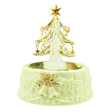 keramikk hvit kreative romantisk musikk boksen for gave