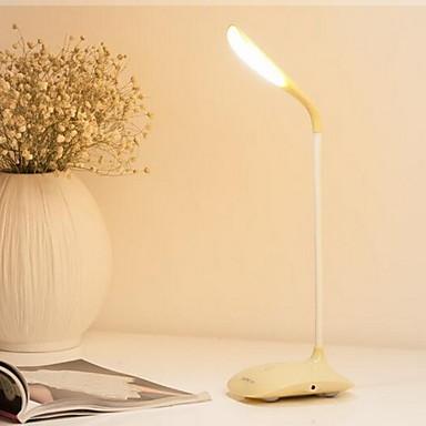 Contemprâneo LED Luminária de Escrivaninha Para Plástico 220V