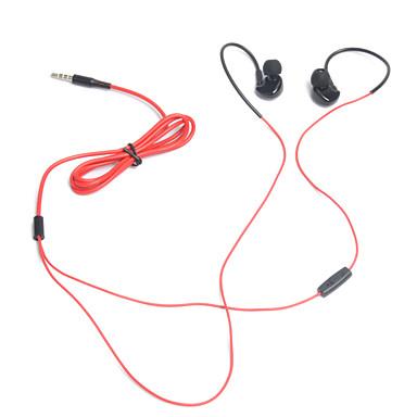 Ufeeling Ufeeling U12 Dans l'oreille Câblé Ecouteurs Dynamique Bois Sport & Fitness Écouteur Avec Microphone Casque