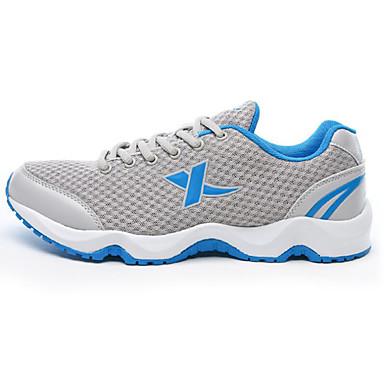 X-tep Chaussures de Course Chaussures pour tous les jours Ultra léger (UL) Respirable Grille respirante Velours Course/Running