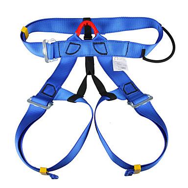 kan le / טיפוס חיצוני camna, מטפס במדרון, הצלה, חגורת בטיחות בעבודה אווירית (כחולה)
