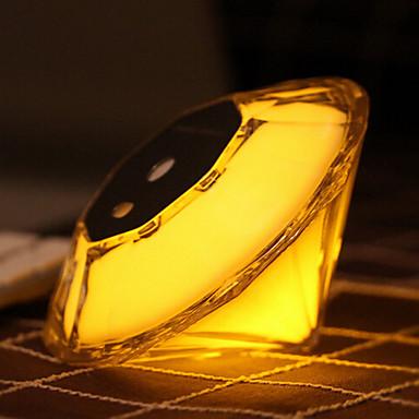 diamant rgb lumières de lampes de nuit veilleuses